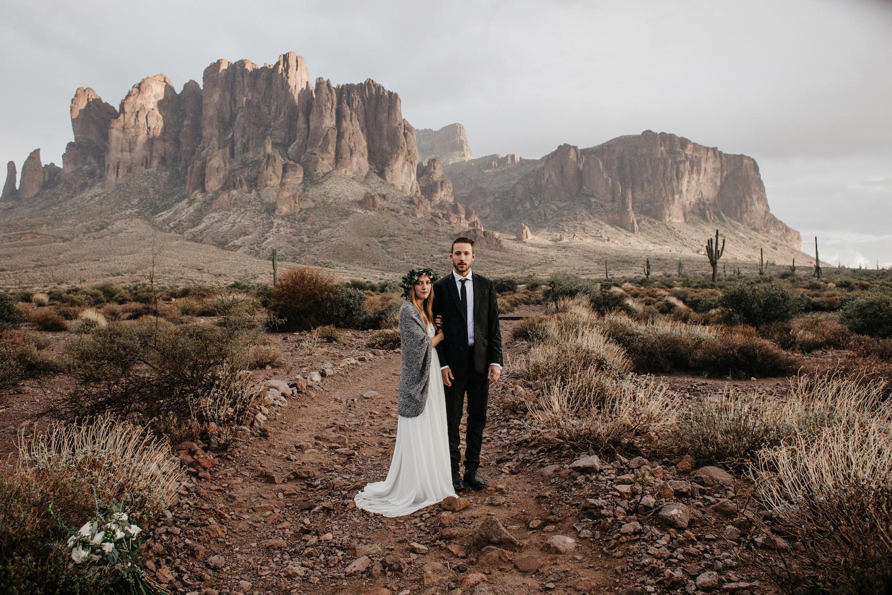 URBAN PHOENIX WEDDING | ARIZONA -