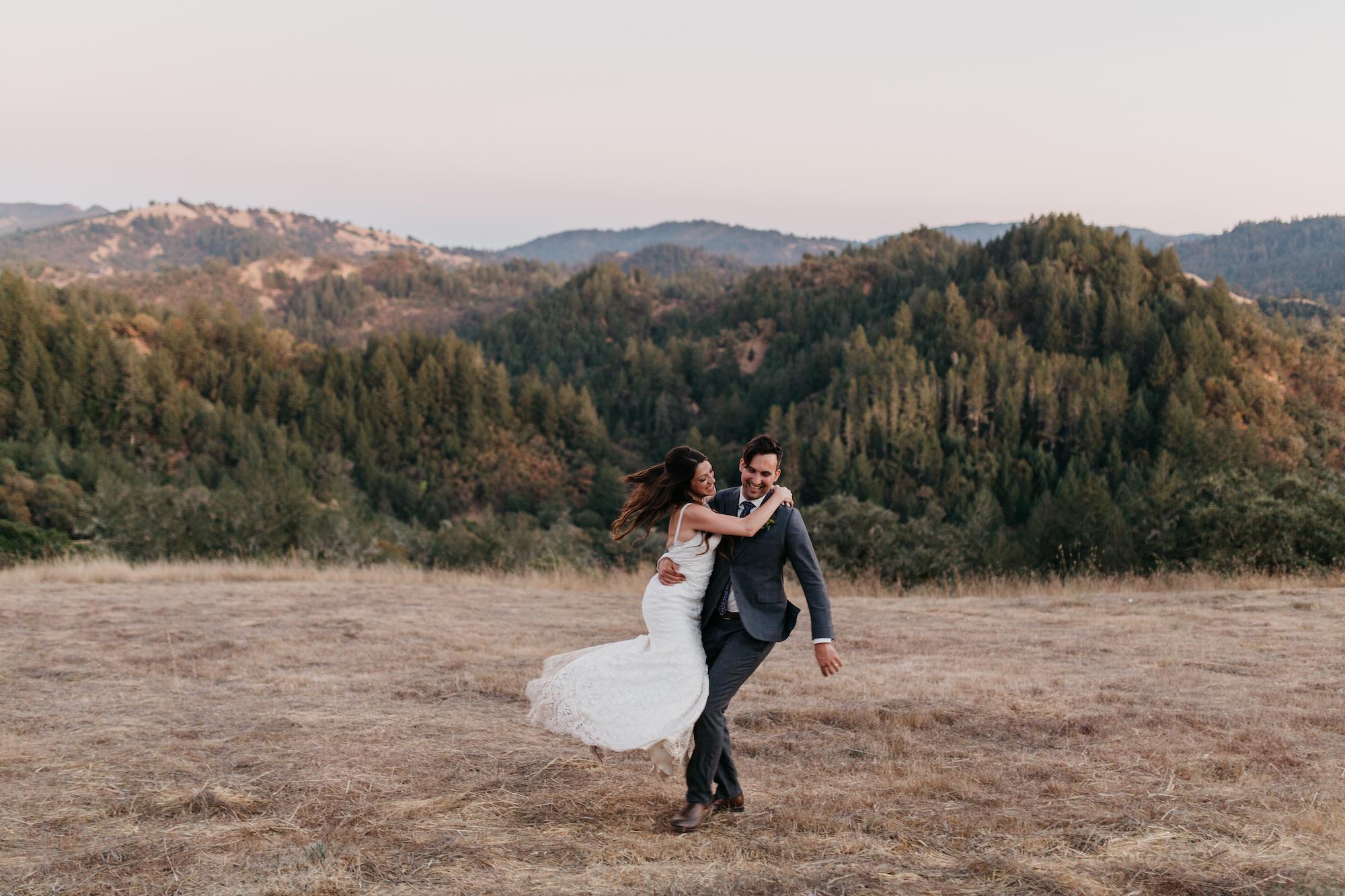 ANVIL VINEYARD WEDDING | SONOMA CALIFORNIA -