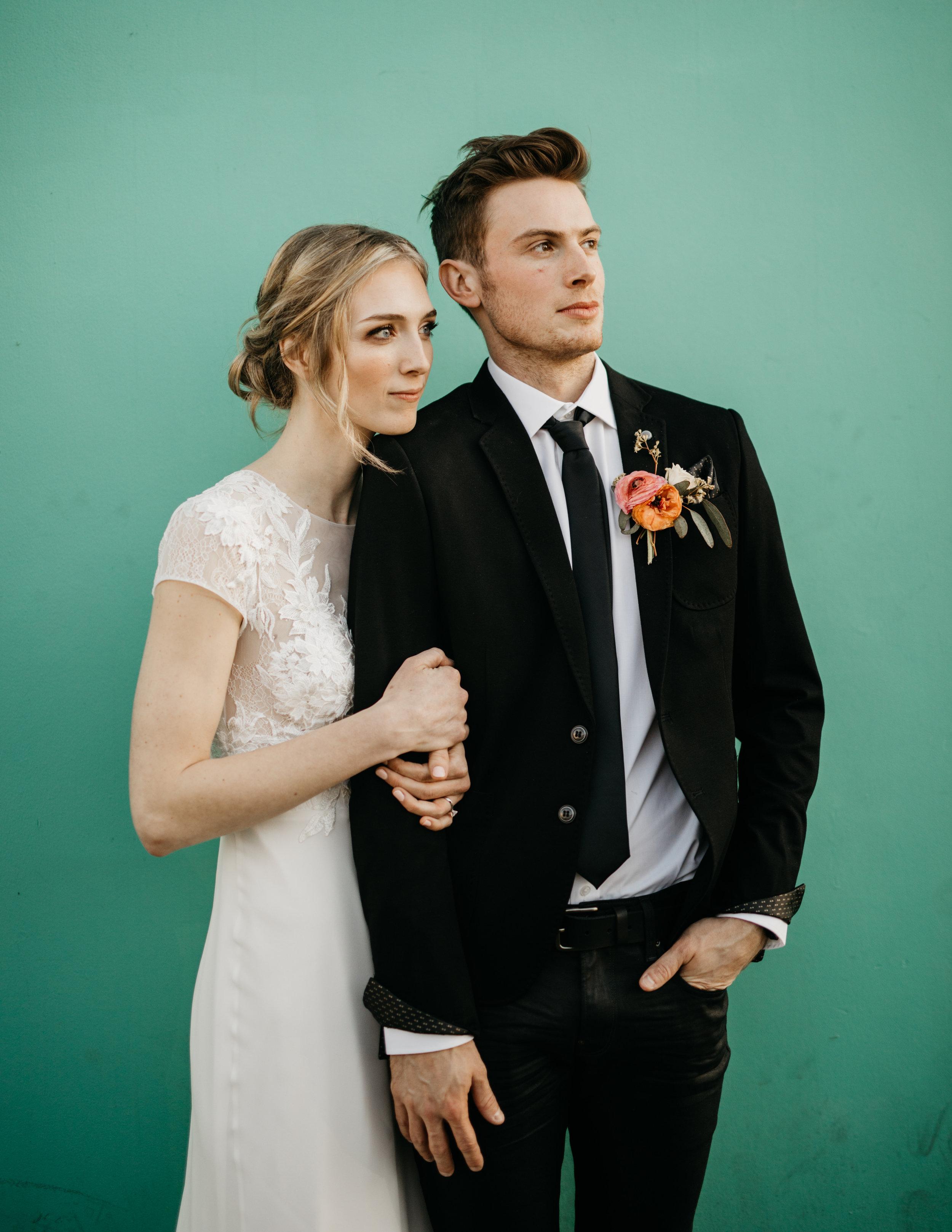 PHOTON STUDIO WEDDING | PORTLAND OREGON -