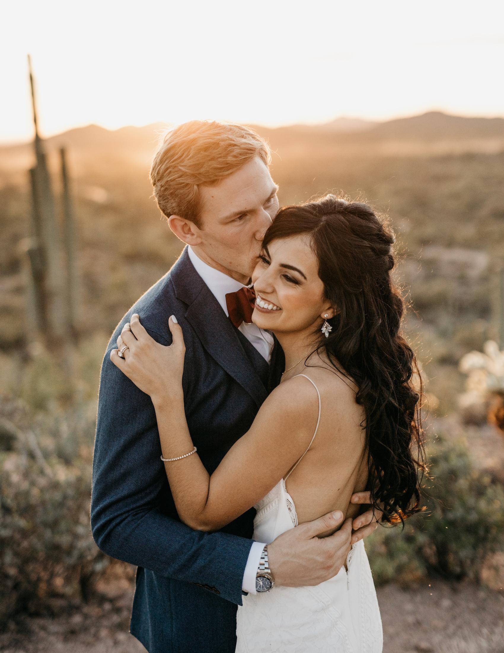 DESERT POP-UP WEDDING | SUPERSTITION MOUNTAINS ARIZONA -