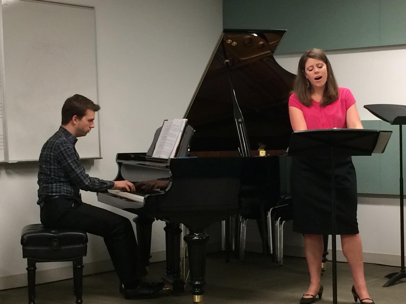Kristina and Michael rehearsing lullaby thumb.jpg