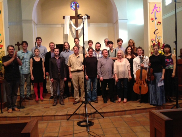 Hear Now Festival 2014 Composers