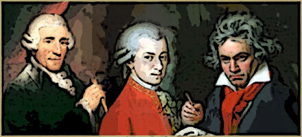 Vienna at the end of the 18th century: Haydn is at the height of his powers, about to embark on a lucrative trip to London, after which he will stop in Bonn to audition his future pupil, the young Beethoven; meanwhile, Mozart furiously attempts to write himself out of poverty with his opera  The Magic Flute  and the  Requiem  mass...