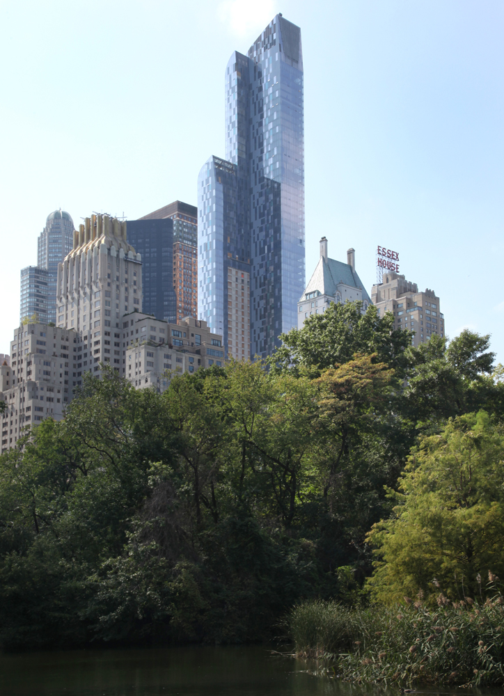 Central Park around 5th Ave.