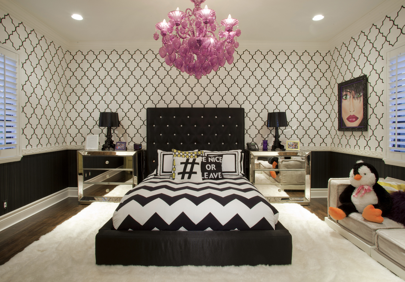 The ultimate bedroom for a teenager