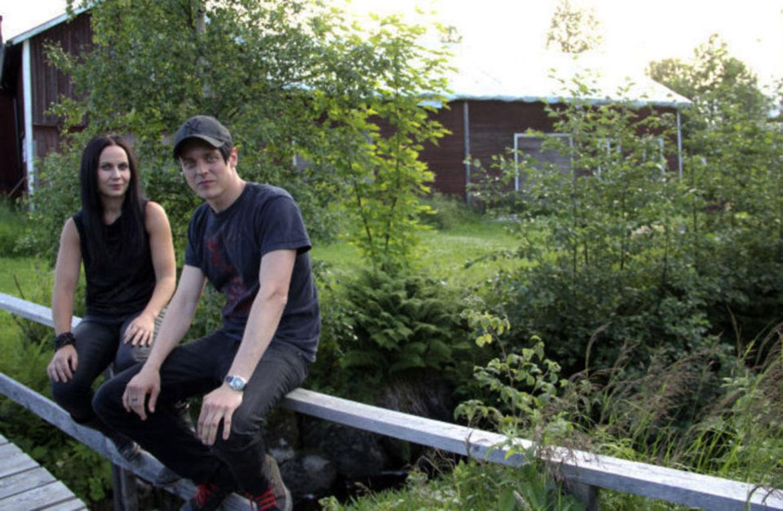 Petra Shara Stoor och Fredrik Fernlund