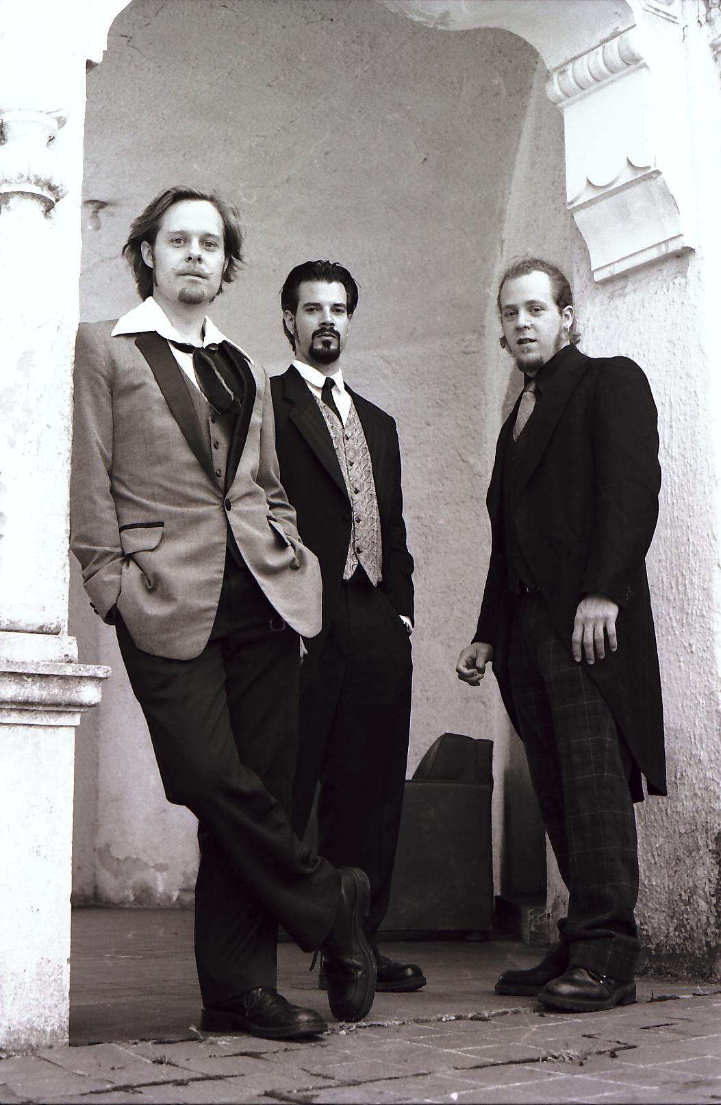 Asheville/Atlanta band The Goodies
