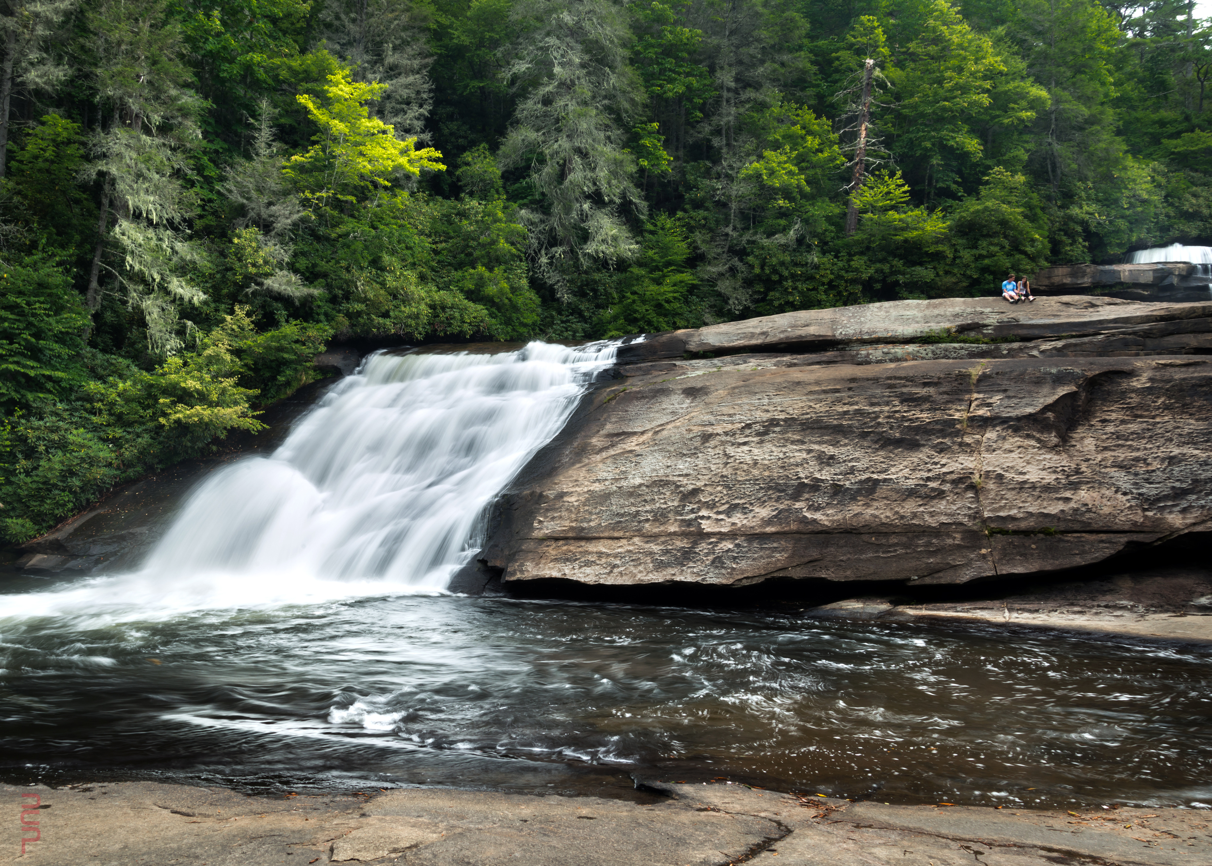 Triple Falls, Dupont State Forest
