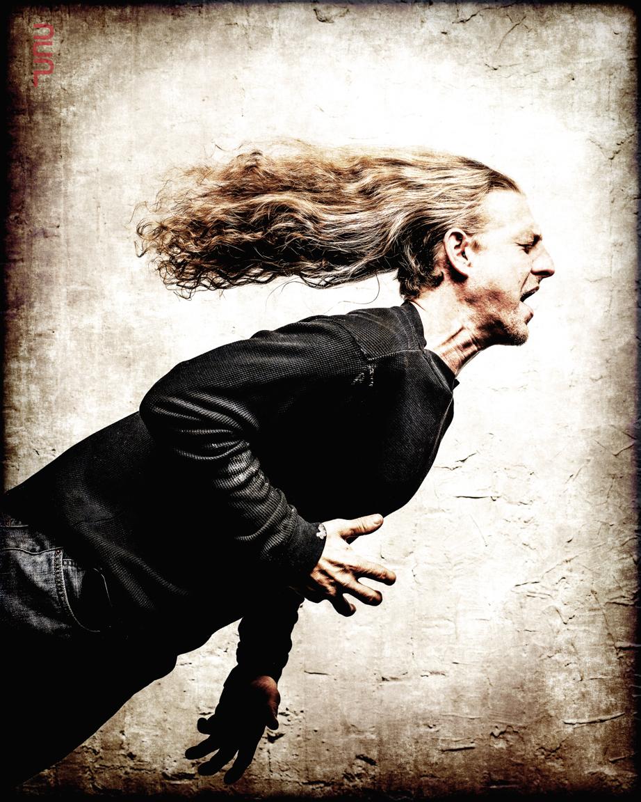 Asheville metal vocalist Josh Alonso