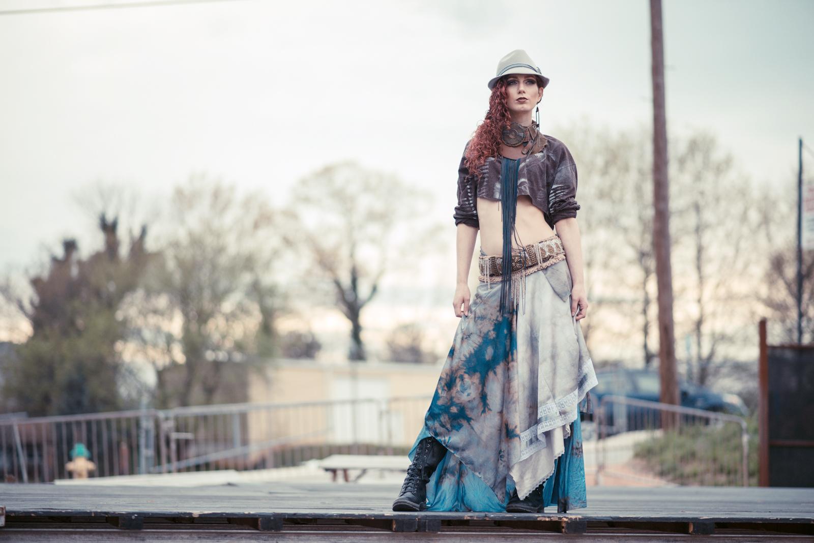 model: Samantha Singleton