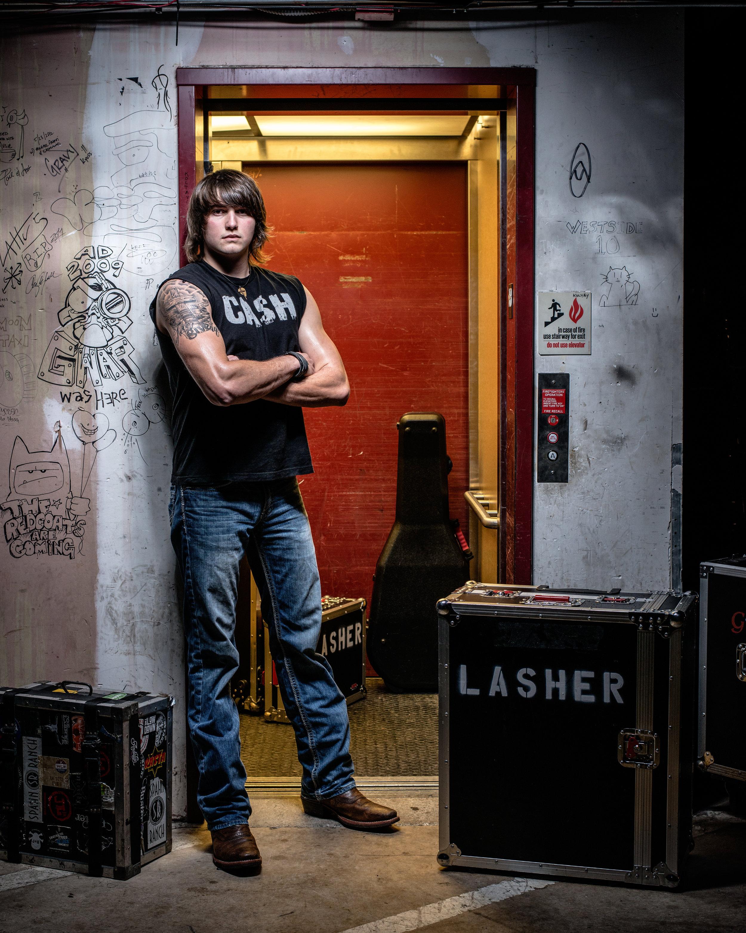 Joe Lasher Jr.