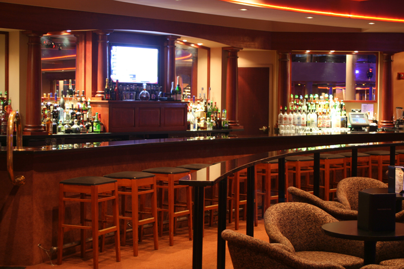 Wicked operates under a full liquor license and offers our members a top shelf bar.