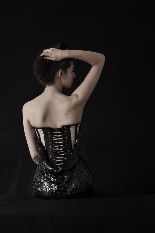 Carbon gown