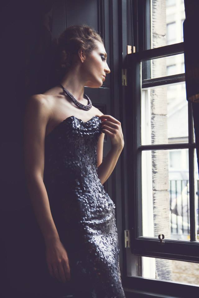 Model Elena photographed by Kirsty Stroma Bain   Make up: Alexis  AAdora.Bella