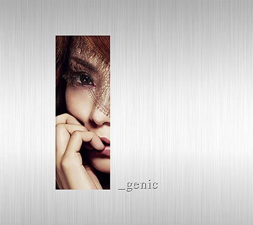 3. Namie Amuro - _Genic