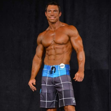Brian King IFBB PRO PHYSIQUE