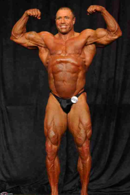 Randy Reittinger IFBB PRO BODYBUILDER