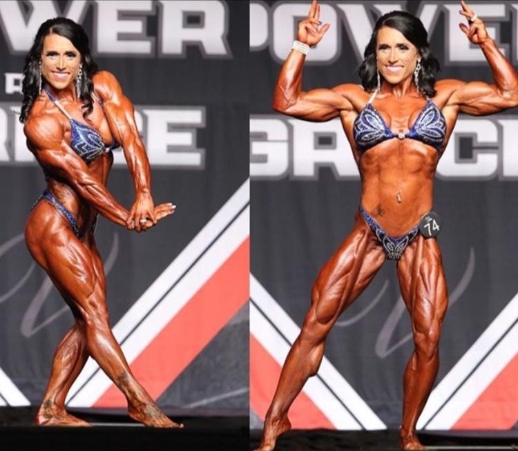 Lauren Rutan IFBB PRO