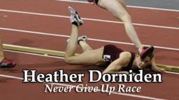 Runner Has Painful Fall, Then Stuns Crowed by Doing this    July 16, 2014