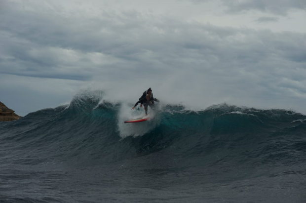Paralyzed Woman fulfills Dream of Surfing with Duct Tape    July 23, 2014