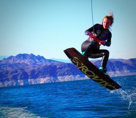 Believe in it® Sponsors 13 Year Old Wakeboarder at World Championships    February 11, 2015