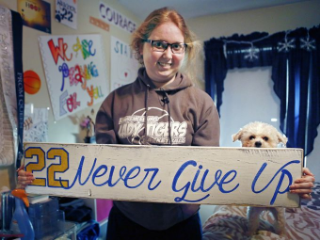Lauren Hill: Her Last Game - Playing for a Purpose    July 22, 2015