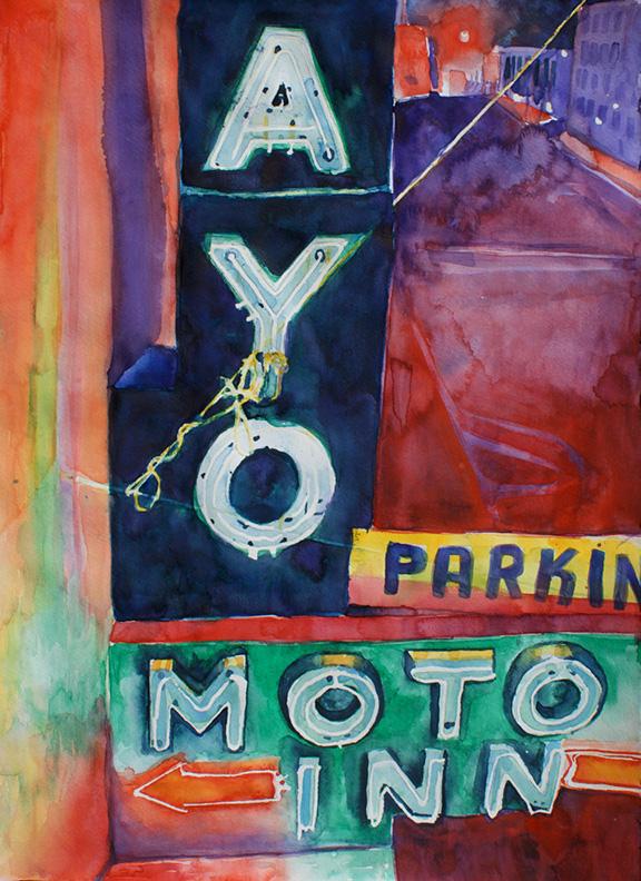 Mayo Moto Inn