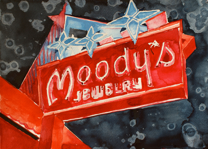 Moodys Neon
