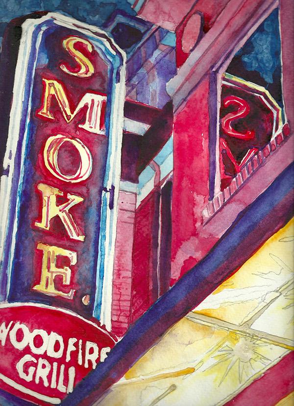 Smoke Neon