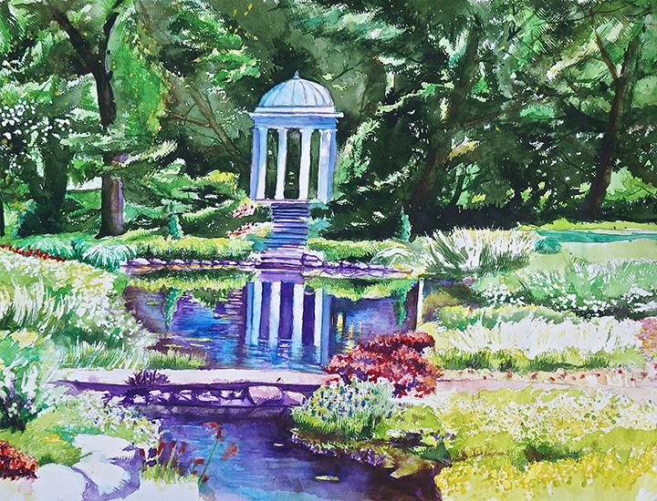 Philbrook Gazebo