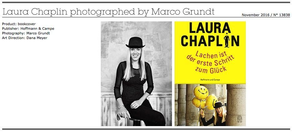Laura Chaplin von Marco Grundt