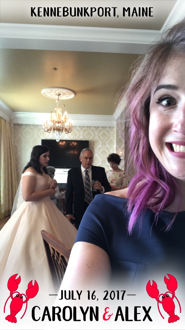 Carolyn & Alex's Wedding