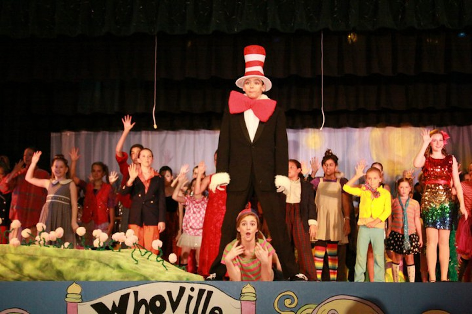 Seussical the Musical, Jr.  →  View Gallery