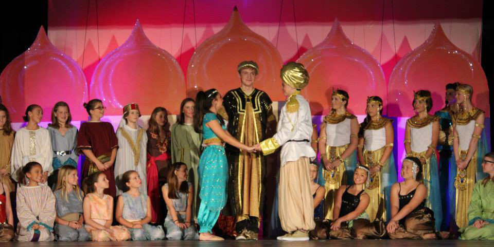 ALADDIN JR. - VIEW GALLERY