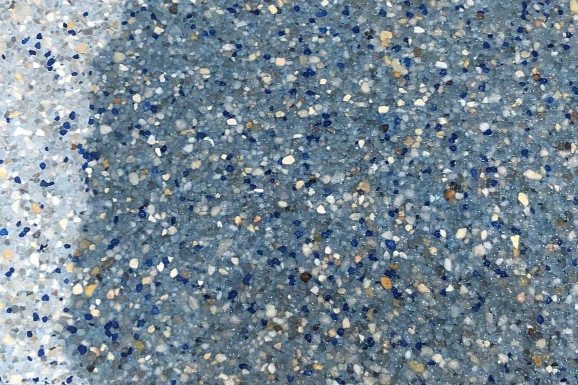 Agua Azul - Mini Pebble -