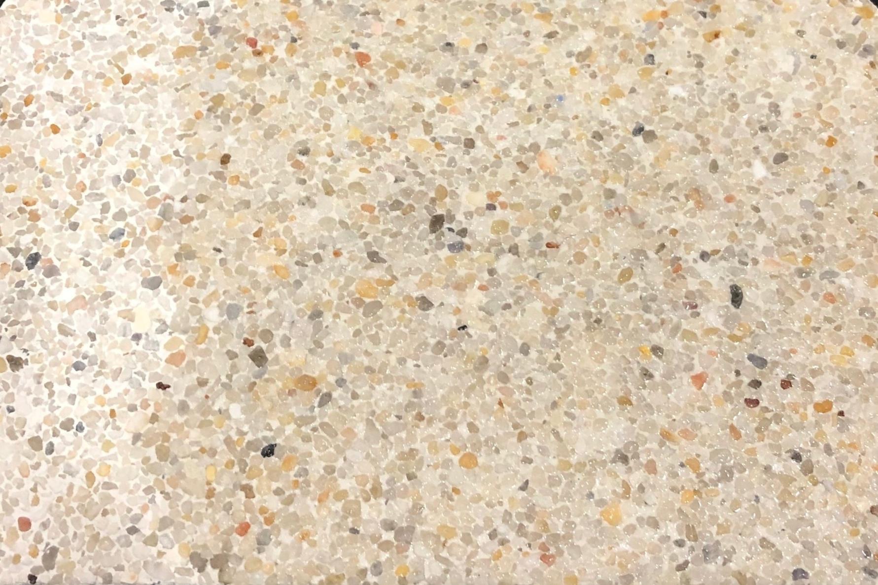 White - Mini Pebble -