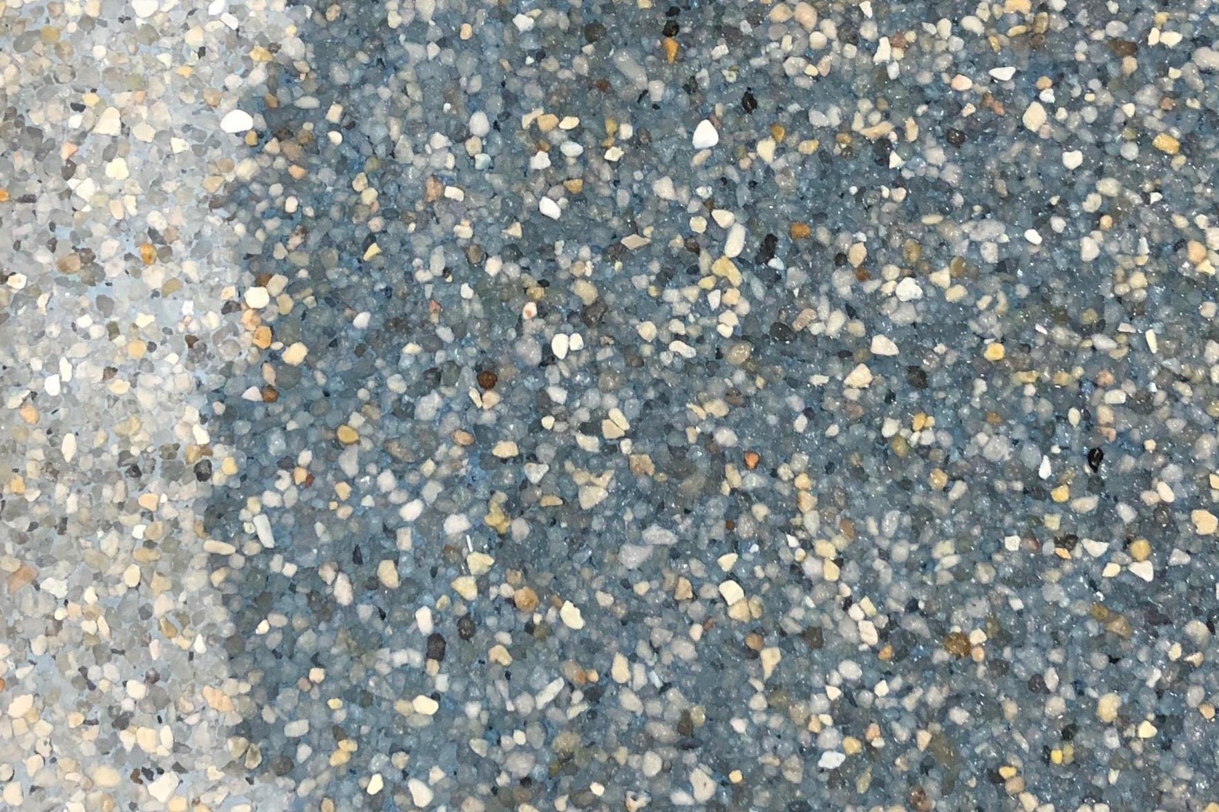 Laguna White - Mini Pebble -