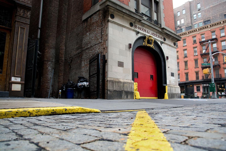 Hook & Ladder No.8, New York City, NY