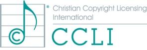 A IEBNA é afiliada a CCLI desde Novembro/2013