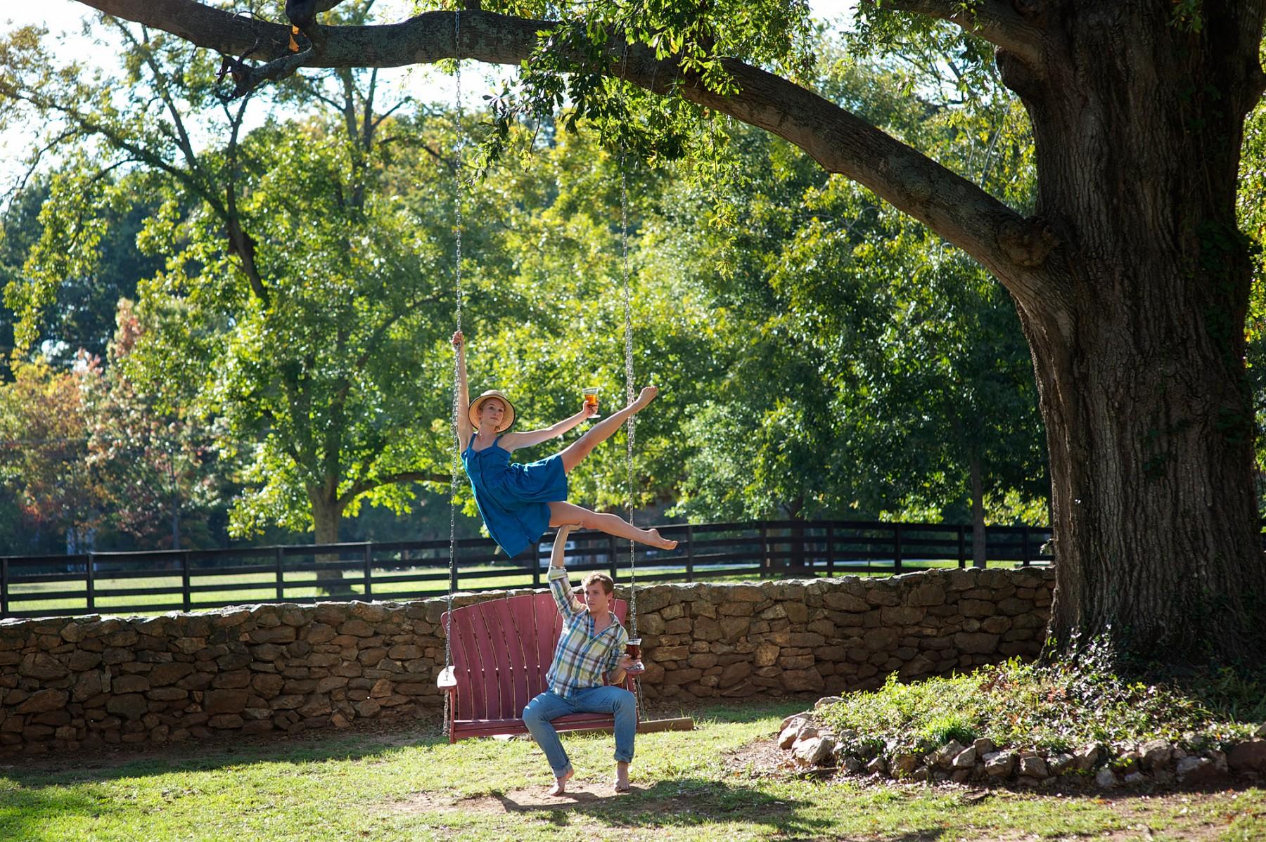 Dancers-Among-Us-in-Madison-GA-Jacob-Bush-and-Claire-Stallman