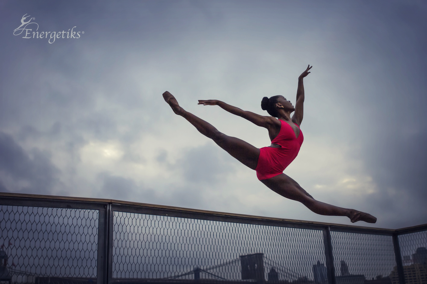 Michaela wears Energetiks Bootie Leg Unitard - Ebbe Sweet Photography