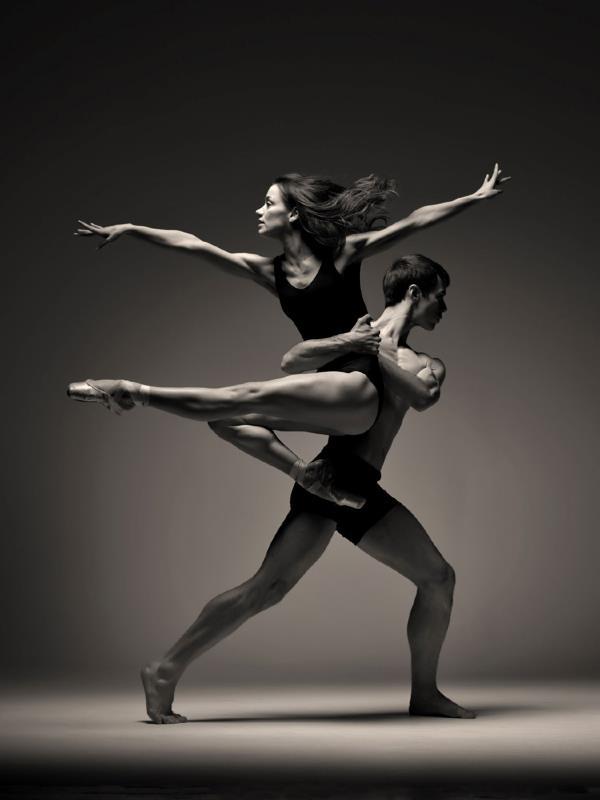 The dancer: artist or athlete?
