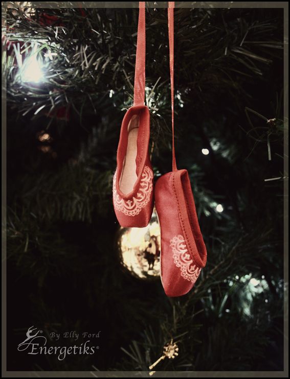 Now for some more hanging around on Christmas trees... :D
