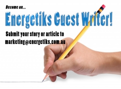 Have you got a story worth sharing, some good advice, a review, or some dance inspiration to share? If so, you could become an Energetiks Guest Writer and have your entry published on our blog with full credit to the author. Just email your piece to marketing@energetiks.com.au and don't forget to include your name!