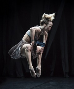 SPREADING HER WINGS: Gisborne dancer Alana Sargent will perform with the Sydney Dance Company this week.
