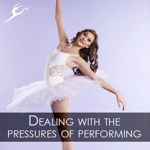 How to deal with performance pressure
