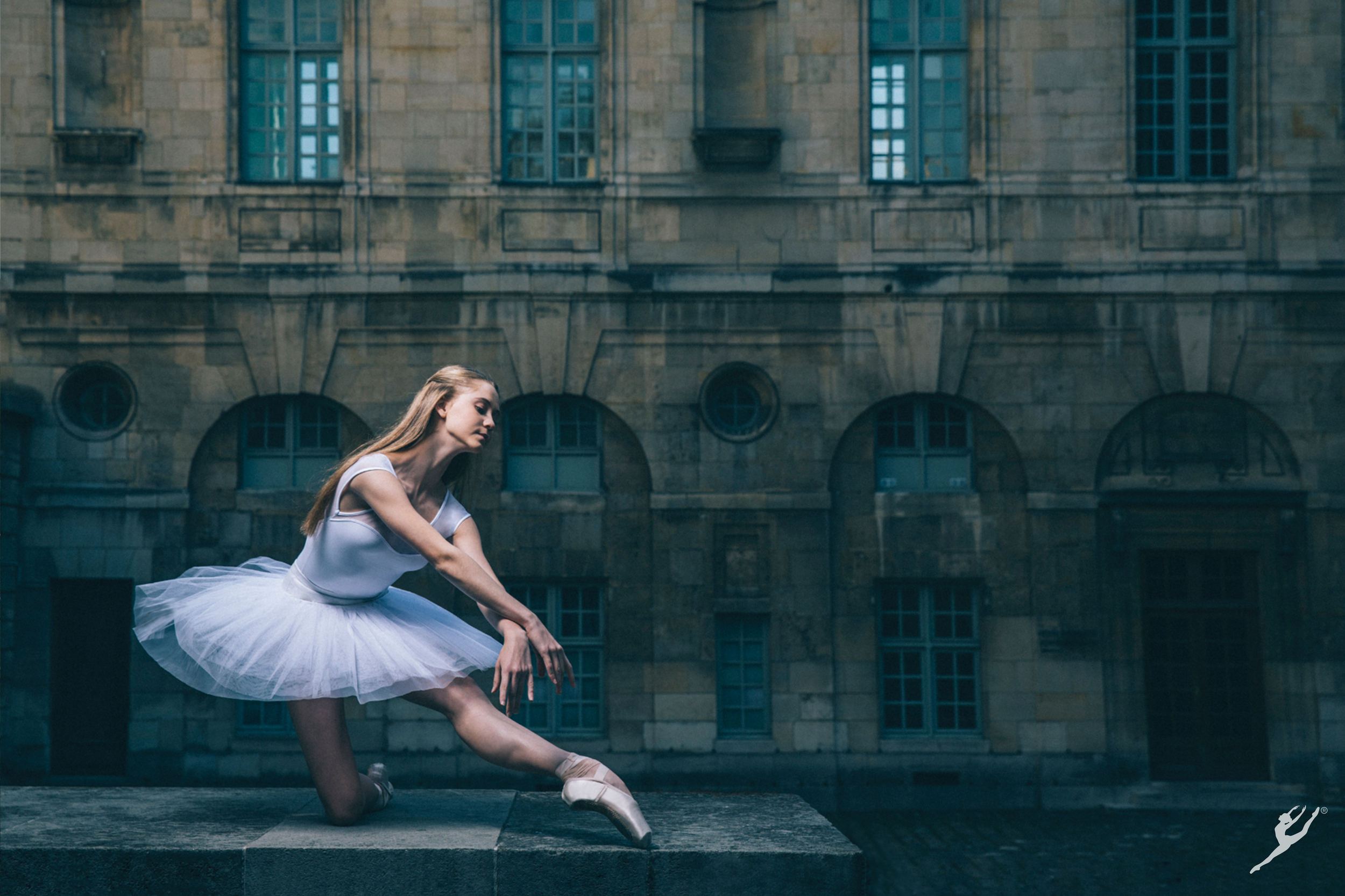 Bianca Scudamore in Paris, France for Energetiks. Photographer: Little Shiao