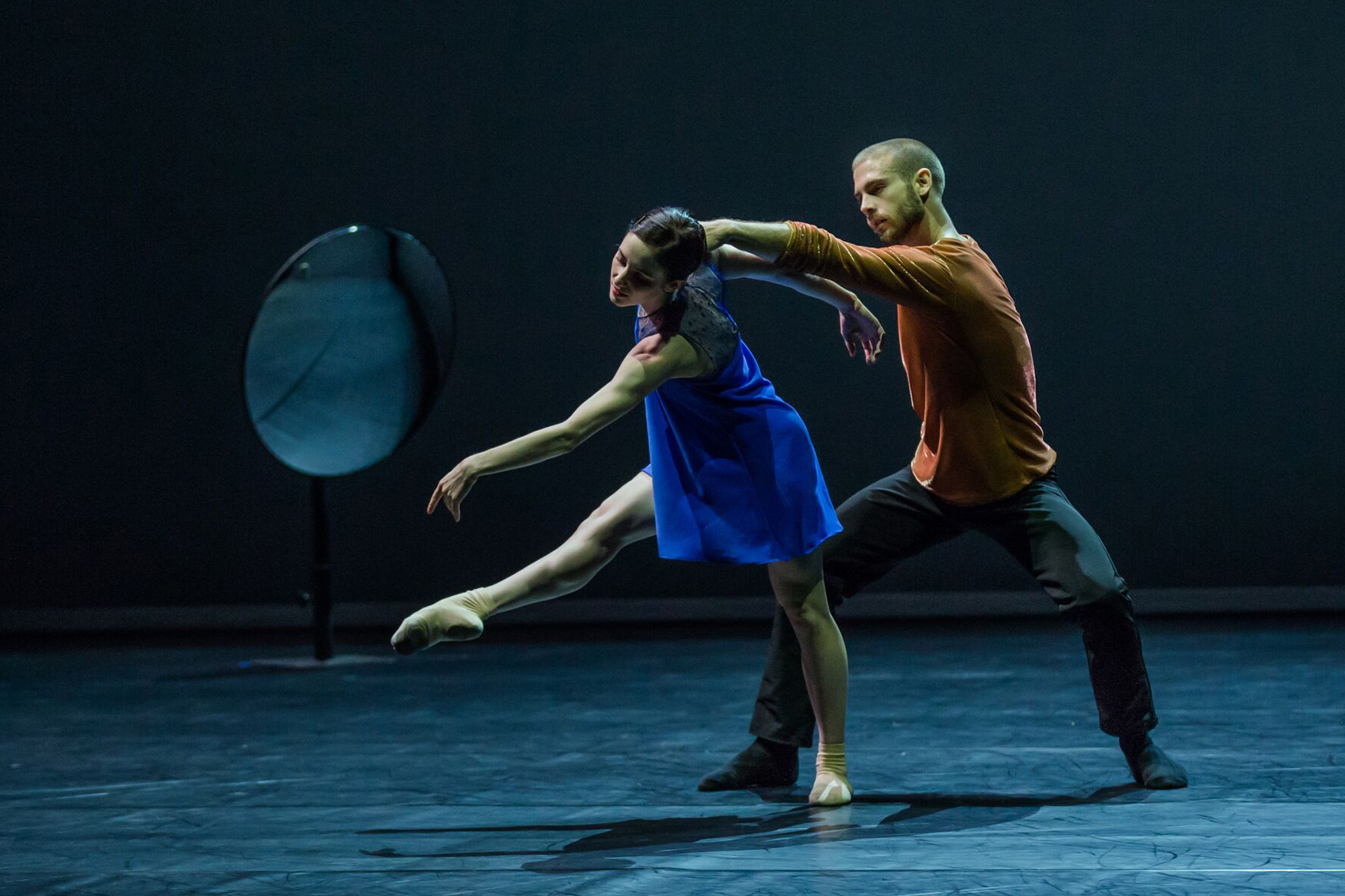 Sydney Dance Company's Quintett. Photography: Peter Greig