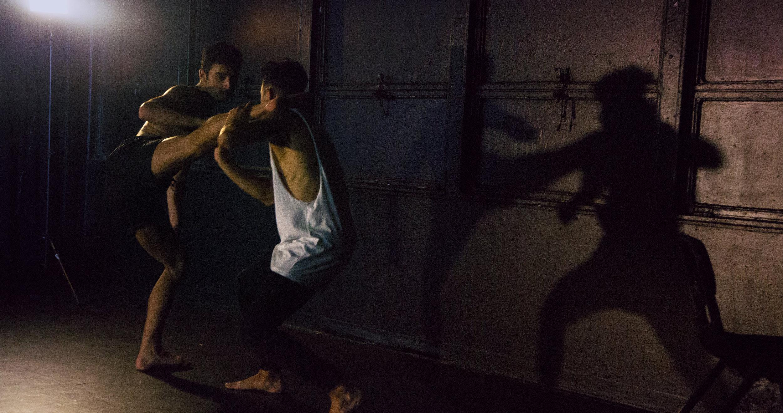 DDC Dancers for 'Enter the Vortex'
