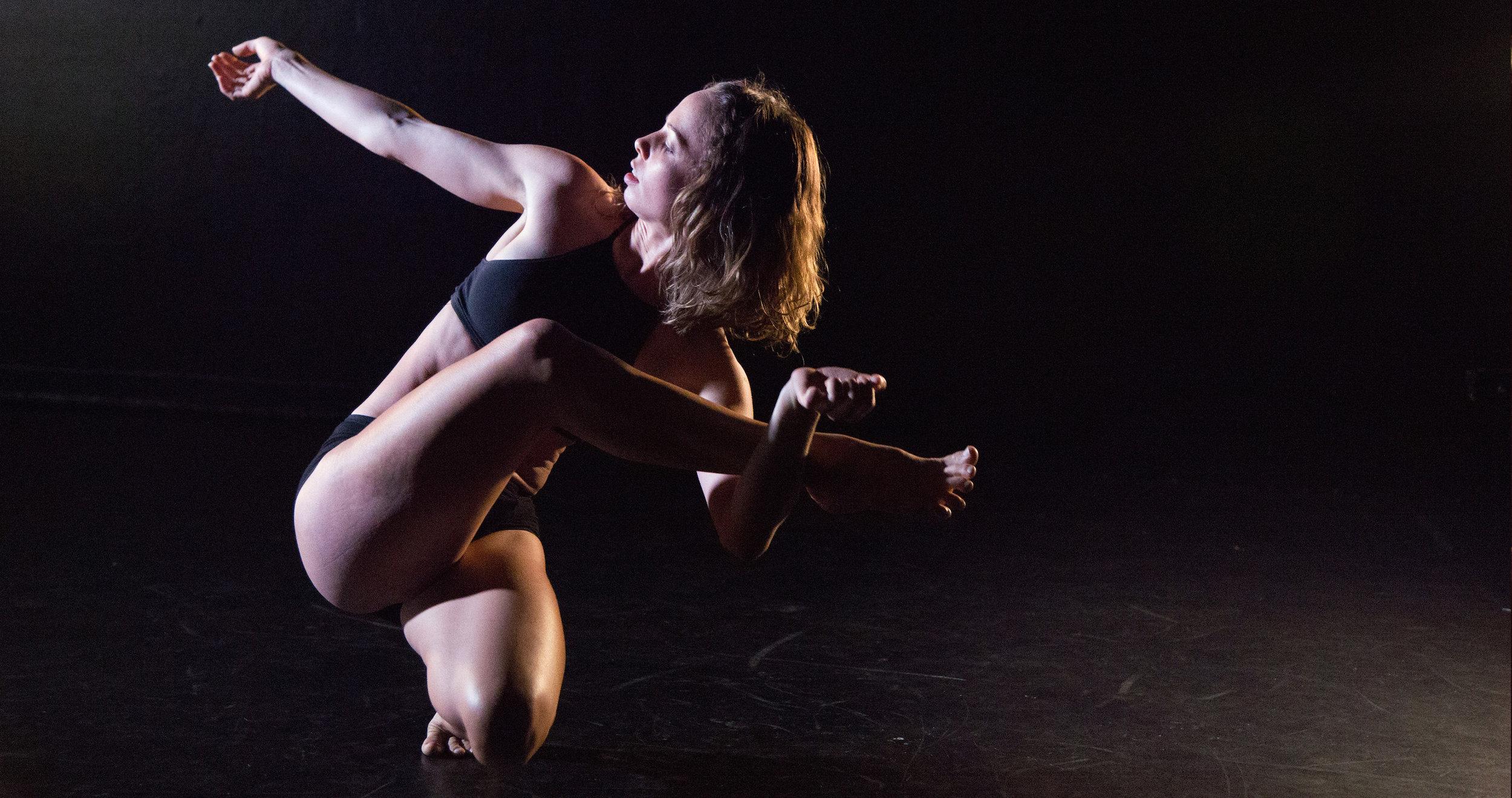 Dream Dance Company dancer Lucy Doherty | Enter the Vortex